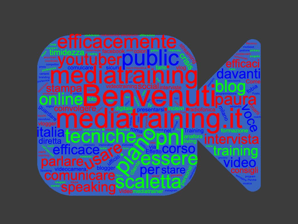 Benvenuti mediatraining | mediatraining.it