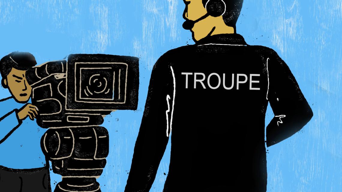 Scaletta Video Troupe