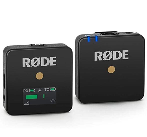 per fare video cosa serve rode wireless go microfono compatto