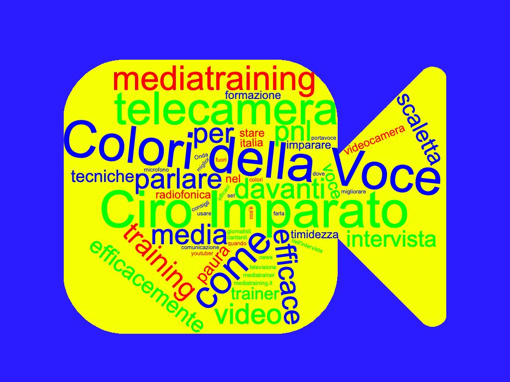 La Voce e i suoi colori