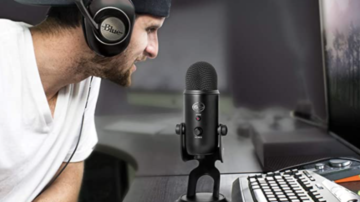 Influencer microfono