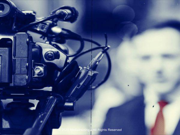 media training parlare in video